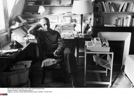 mathesis singularis roland barthes En prévision de l'année barthes en 2015, l'introduction à la culture de l'art contemporain se fera selon un parcours qui mettra en regard la pensée de.