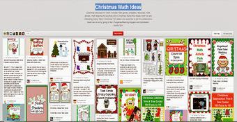 BLOGICMATES: CHRISTMAS MATH IDEAS | BLOGICMATES | Scoop.it