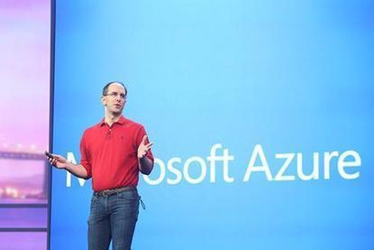Microsoft Pushes Partners To Cloud - InformationWeek | The Cloud | Scoop.it