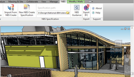 NBS Plug-in for Autodesk Revit | BIM Forum | Scoop.it