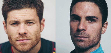 Xabi Alonso and Mikel Arteta: a story of friendship from Antiguo to Merseyside | Sunday Reads | Scoop.it