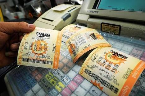 Claiming the Mega Millions jackpot? You need to read this | Financial Advisor Aspect 1 lottery winners | Scoop.it