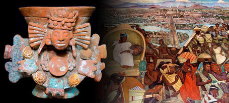 Aztec sacrifices at Tenochtitlán : Past Horizons Archaeology | Archaeology News | Scoop.it