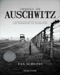 Livro: Depois de Auschwitz, de Eva Schloss | Clelia | Scoop.it