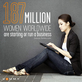 Women Business Owners: The Top 4 Characteristics of Successful Women Entrepreneurs and Mompreneurs | All About Business | Scoop.it