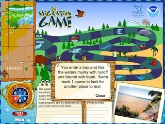 Free Technology for Teachers: Twenty Educational Games About Marine Life | K-6 Science Resources | Scoop.it