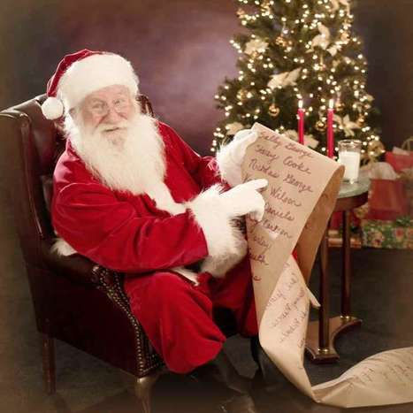 Is Santa Claus Real? | Real Santa Claus Images Pictures 2015 | Wallpapers | Scoop.it