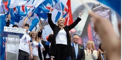 SONDAGE. Elections européennes : le FN à 18%, devant le PS   Regards écologistes sur l'extrême-droite   Scoop.it
