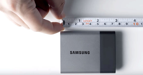 Samsung's New SSD Lets You Slip 2TB of Storage Into a Camera Bag Pocket | Digital Photo | Scoop.it