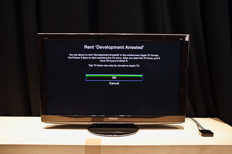 Report: Apple Reaching Out to TV Component Suppliers | Richard Kastelein on Second Screen, Social TV, Connected TV, Transmedia and Future of TV | Scoop.it