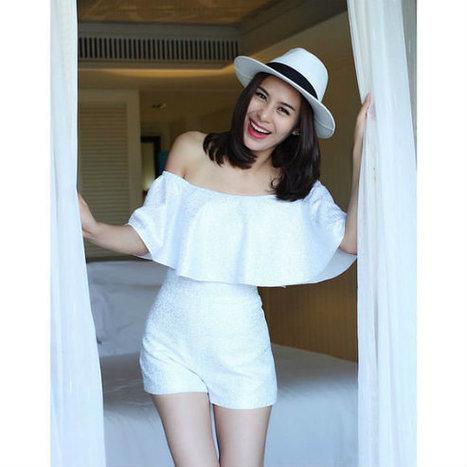 ส่องแฟชั่นเต็มๆ รถเมล์ นางเอกหน้าหวาน | fashion in Thailand | Scoop.it