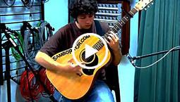 Michael Jackson Guitar Percussion on Devour.com | Music Music Music | Scoop.it