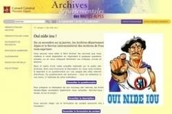 Les Archives de France enquêtent sur leurs lecteurs réels et virtuels | Clic France | Scoop.it
