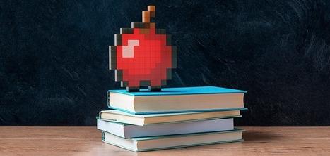 EdTech: utiliser Minecraft en classe, oui mais comment? | SeriousGame.be | Scoop.it