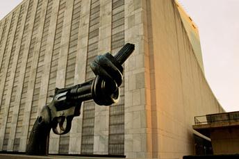 No Dia Internacional da Não Violência, chefe da ONU pede que pessoas pratiquem ações pela paz | ONU Brasil | Geografia - História - Cidadania e Mundo Atual | Scoop.it