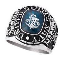 Customized #Navy #Rings to reflect your service   Military Gifts   Scoop.it