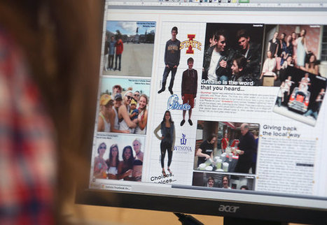Students still trust the trusty hard-copy yearbook |  Kevyn Burger | Minneapolis Star Tribune | Digital Media Literacy + Cyber Arts + Performance Centers Connected to Fiber Networks | Scoop.it