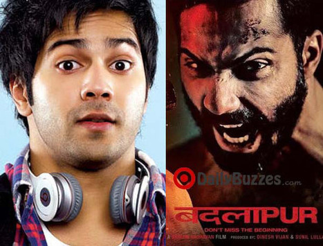 Badlapur motion poster: Watch Varun Dhawan's transformation from a chocolate boy to an angry young man! - DailyBuzzes.com | BollyWood Gossips | Scoop.it