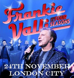 London City: Frankie Valli & The Four Seasons, this Saturday | Second LIfe Good Stuff | Scoop.it