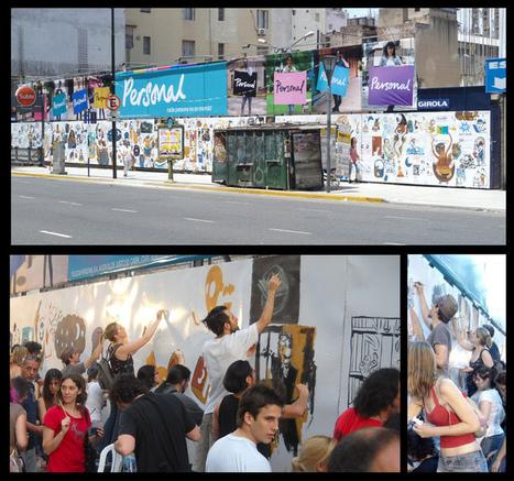 mural | World of Street & Outdoor Arts | Scoop.it