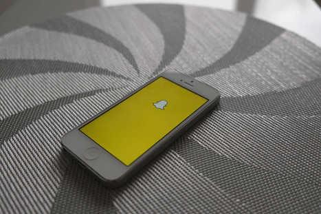Snapchat, ¿se convertirá en el nuevo Facebook? | Creatividad y Comunicación 2.0 | Scoop.it