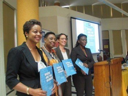 UNDP Asks 'Where are the Women?' in Jamaican Political Leadership | Genera Igualdad | Scoop.it