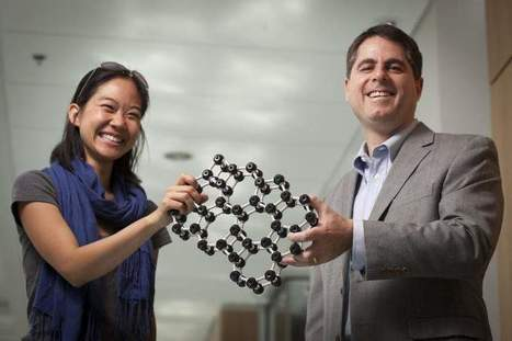 Cornell researcher's ultra-thin glass is 2 atoms thick - Shreveport Times | I Love Atoms | Scoop.it