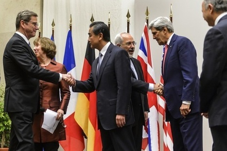 Deal Reached to Halt Iran's Nuclear Program | Middle East & Northern Africa | Scoop.it