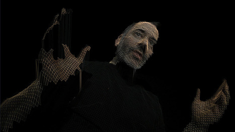 A 3-D Animated Human Created Without An Animator, Using Just Kinect And A Camera | A 360° Perspective of Communications, Strategy, Technology and Advertising | Scoop.it