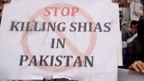 Government guilty of Shia Muslim genocide in Pakistan? - Press TV   CRAPPOL:A   Scoop.it