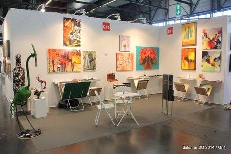 Appel à candidature pour Expo Art3f Bruxelles | Art Exhibition in Paris | Scoop.it