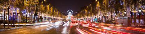 Illuminations de Noël | Parijs | Scoop.it