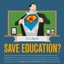Can Apple Technology Save Education? | mobile devices and apps in the classroom | Scoop.it
