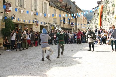 Rocamadour medieval | Autour de Carennac et Magnagues | Scoop.it