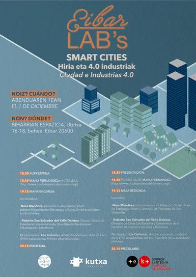 EibarLAB - Smart cities. Ciudad e industrias 4.0 | Tech and urban life | Scoop.it