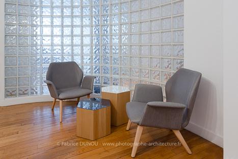 Moore Design aménage les bureaux de See Concept | Photographe d'architecture : Fabrice Dunou | Publications | Scoop.it