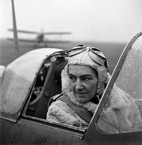 Lee Miller's Photographs Frame the Women of World War II | Photographie B&W | Scoop.it