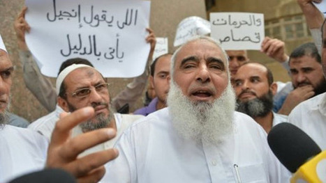 Egypt detains Islamic preacher for insulting Christianity | Égypt-actus | Scoop.it