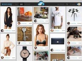 WishClouds raises $2M to be the Pinterest of deals | Pinterest | Scoop.it