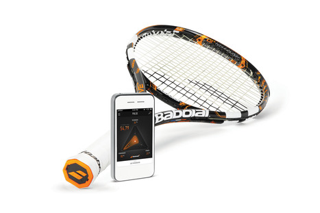 Babolat Play At Wimbledon - Could New 'Smart' Racquet Be Helping The Pros? - Tech Reviewer | Technology | Scoop.it