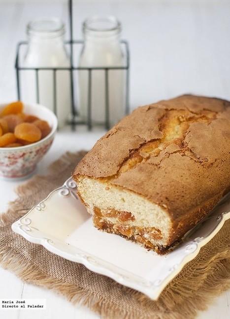 Receta de bizcocho de maizena con orejones sin gluten #Yoestoyconlosceliacos | Gluten free! | Scoop.it