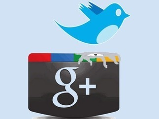 Twitter Dumps on Google for Pushing Google+ in Search   Mobile & Technology   Scoop.it