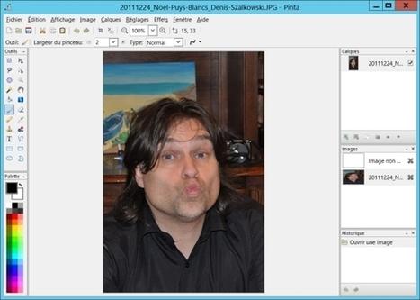 Pinta, logiciel de retouche d'images Open Source | Informatique | Scoop.it