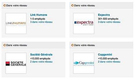 Les Pages Entreprises Viadeo sont très réussies ! | Veille_Curation_tendances | Scoop.it