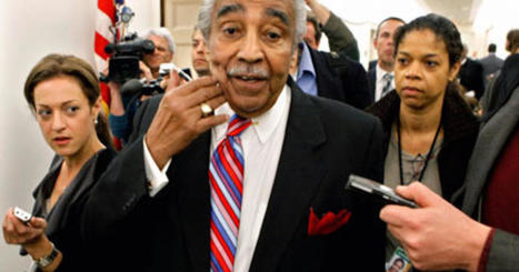 Charlie Rangel Found Guilty on 11 of 13 Ethics Charges | Xposing Government Corruption in all it's forms | Scoop.it