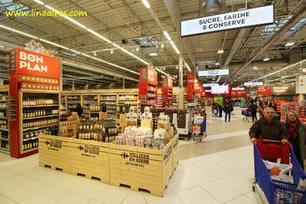 Actualité des enseignes | Villiers-en-Bière, le Carrefour de tous les superlatifs | Marché français des commerces | French Retail Market | Scoop.it