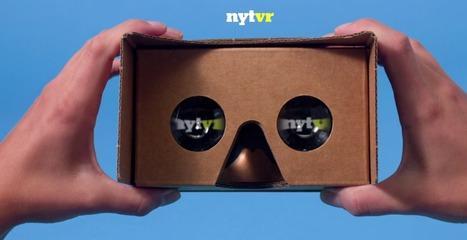 Et si la réalité virtuelle avait démarré cette semaine ? | News from the web | Scoop.it