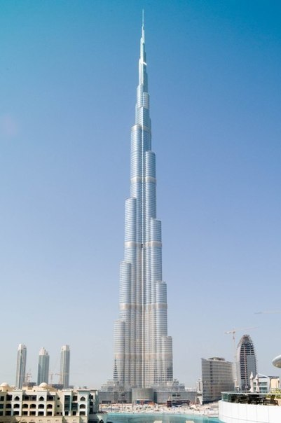 Facts About Burj Khalifa | Best Google Doodles, Doodles of Google | Scoop.it