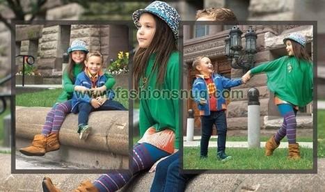 Kids Breakout Kids Wear Collection 2013-14 For Winter | Mes coups de coeur mode (si possible pour enfants) | Scoop.it