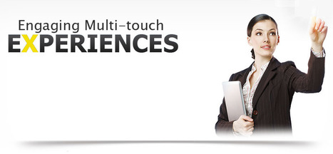 Engaging Multi-touch Experience by Natural User Interface (NUITEQ) | multitouch table | Scoop.it